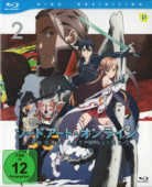 Sword Art Online - Vol. 2/4 [Blu-ray]