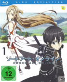 Sword Art Online - Vol. 1/4 [Blu-ray]