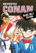 Detektiv Conan: Black Belt Edition - Kindle Edition