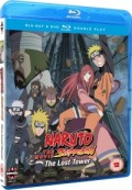 Naruto Shippuden - Movie 4: The Lost Tower [Blu-ray+DVD]