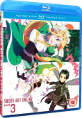 Sword Art Online: Season 1 - Part 3/4 [Blu-ray+DVD]