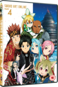 Sword Art Online: Season 1 - Part 4/4