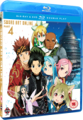 Sword Art Online: Season 1 - Part 4/4 [Blu-ray+DVD]