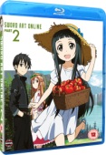 Sword Art Online: Season 1 - Part 2/4 [Blu-ray+DVD]