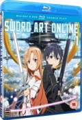 Sword Art Online: Season 1 - Part 1/4 [Blu-ray+DVD]