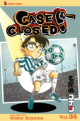 Case Closed - Vol.34