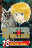 Hunter X Hunter - Vol. 18