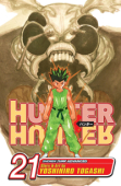 Hunter X Hunter - Vol.21