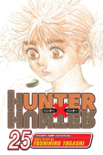 Hunter X Hunter - Vol. 25