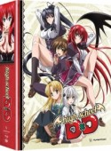 High School DxD - Complete Series: Limited Edition [Blu-ray]