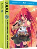 Shakugan No Shana: Season 1 - S.A.V.E. [Blu-ray+DVD]