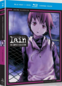 Serial Experiments Lain - Complete Series: Classic [Blu-ray]