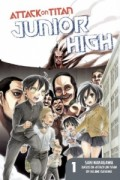 Attack on Titan: Junior High - Vol.01
