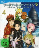 Sword Art Online - Vol. 4/4 [Blu-ray]