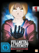 Fullmetal Alchemist: Brotherhood - Vol.1/8: Digipack