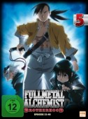 Fullmetal Alchemist: Brotherhood - Vol.5/8: Digipack