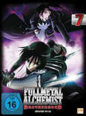 Fullmetal Alchemist: Brotherhood - Vol.7/8: Digipack