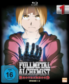 Fullmetal Alchemist: Brotherhood - Vol.1/8: Digipack [Blu-ray]