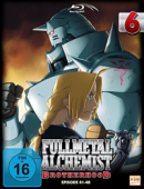 Fullmetal Alchemist: Brotherhood - Vol.6/8: Digipack [Blu-ray]
