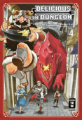 Delicious in Dungeon - Bd. 04: Kindle Edition