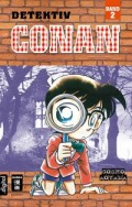 Detektiv Conan - Bd. 02: Kindle Edition