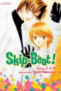 Skip Beat! - Vol.03: 3-in-1 Edition (Vol.07-09)