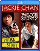 Jackie Chan: Double Feature - Police Story / Police Story 2 [Blu-ray]