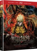 Hellsing Ultimate - Part 2/3 [Blu-ray+DVD]