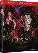 Hellsing Ultimate - Part 3/3 [Blu-ray+DVD]