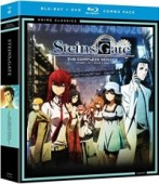 Steins;Gate - Complete Series: Classic [Blu-ray+DVD]