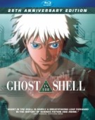 Ghost in the Shell - 25th Anniversary Edition [Blu-ray]