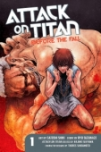 Attack on Titan: Before the Fall - Vol.01: Kindle Edition
