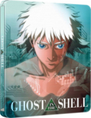 Ghost In The Shell - Limited Steelbook Edition [Blu-ray]