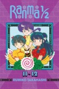 Ranma 1/2 - Vol.06: 2-in-1 Edition (Vol.11&12)