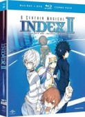 A Certain Magical Index: Season 2 - Part 2/2 [Blu-ray+DVD]