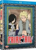 Fairy Tail - Part 13 [Blu-ray+DVD]