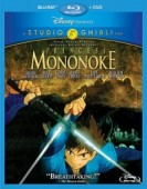 Princess Mononoke [Blu-ray+DVD]