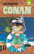 Detektiv Conan - Bd. 17: Kindle Edition