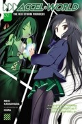 Accel World - Vol.02: The Red Storm Princess