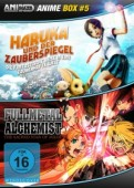 Haruka und der Zauberspiegel / Fullmetal Alchemist: The Sacred Star of Milos - Anime Box