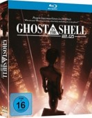 Ghost in the Shell 2.0 - Mediabook Edition [Blu-ray]