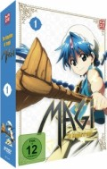 Magi: The Kingdom of Magic - Box 1/4