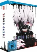 Tokyo Ghoul - Vol.1/4: Limited Edition [Blu-ray] + Sammelschuber