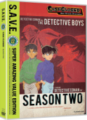 Case Closed: One Truth Prevails - Detective Conan and the Detective Boys: Season 2 - Complete Series: S.A.V.E.