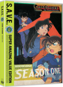 Case Closed: One Truth Prevails - Detective Conan versus the Black Organisation: Season 1 - Complete Series: S.A.V.E.