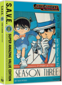 Case Closed: One Truth Prevails - Detective Conan and The Phantom Thief Kid: Season 3 - Complete Series: S.A.V.E.