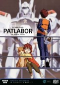 Patlabor The Mobile Police: The New Files - Complete Series (OwS)