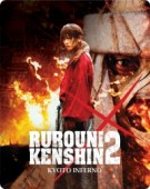 Rurouni Kenshin: Kyoto Inferno - Limited Edition (Steelbook) [Blu-ray]