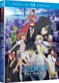 A Certain Magical Index: The Movie - The Miracle of Endymion [Blu-ray+DVD]