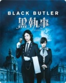 Black Butler - Steelbook Edition (OwS) [Blu-ray]